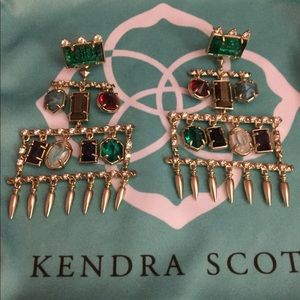 Kendra Scott Emmylou Earrings